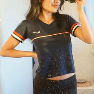 Vintage Nike Navy T Shirt
