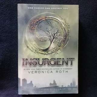 Insurgent by Veronica Roth (hard cover)
