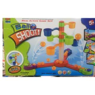 ball shoot game set