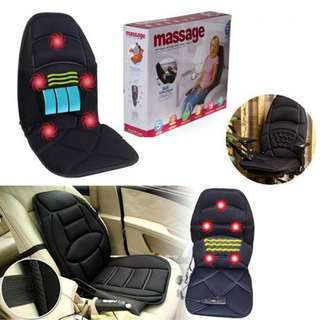 Robotic Cushion Massage Seat 按摩器 for Car, Office & Home - NEW and multifunctional