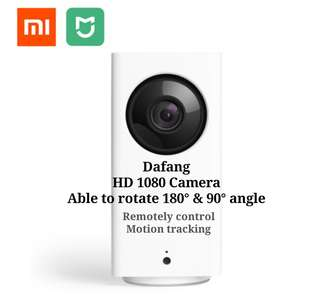 Dafang smart camera HD remote Xiaomi Mijia
