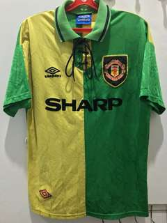 *Rare* Manchester United 1992/94 Newton Heath Kit