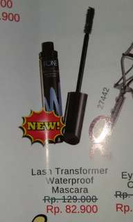 Lash Transformer Waterproof Mascara
