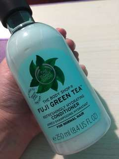 The bodyshop Fuji Green Tea Conditioner