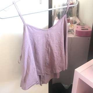 Lavender Top