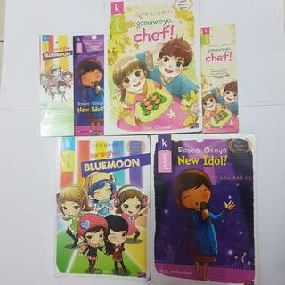 KKPK edisi K-Novel take all