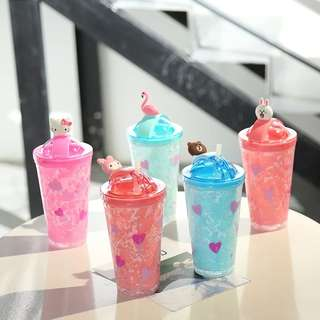 [PO] Cartoon Ice Cup