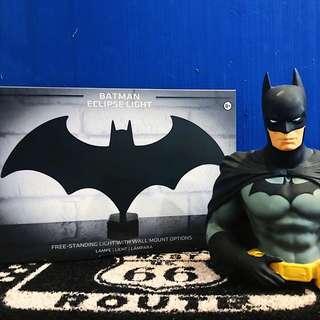 🚚 Batman 蝙蝠俠壁燈🦇🦇🦇