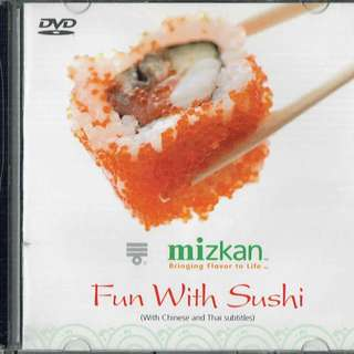 🚚 Fun with Sushi - DVD Video on Sushi marking instructions