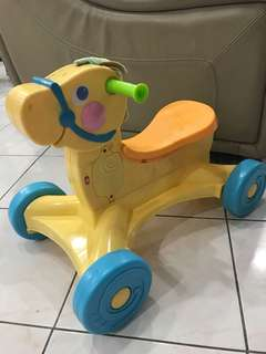 Fisher Price Horse Walker