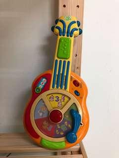 Leapfrog Learning Guitar