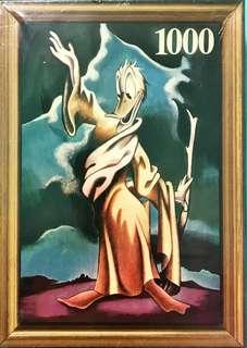 Disney Classic Schmidt Puzzle El Greco/Der Quaker