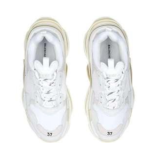 Balenciaga triple s sneaker 巴黎世家