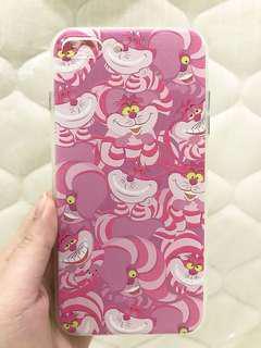 Case Iphone 7+ Cheshire Cat