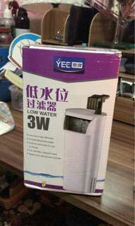 低水位過濾器