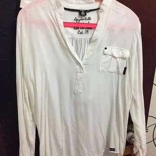 Basic White Shirt By Spyderbilt