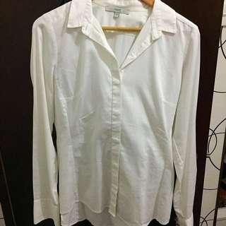 NEXT Basic White Shirt