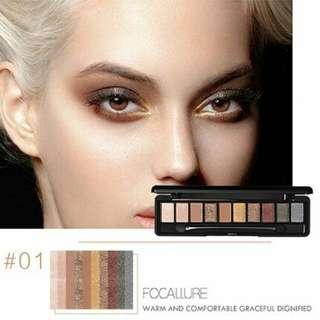 Eyeshadow mascara powder bbcream foundation aksesoris bulumata blushon lipstick alis