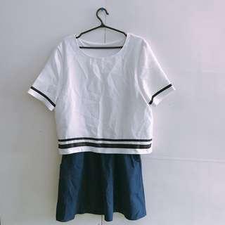 Korean/Japanese Inspired Dress