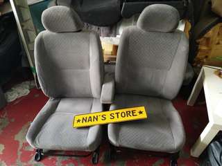Japan Mira L250s Avy rs with armrest for viva