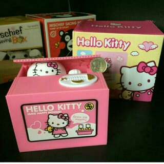 Mini Bank for kids