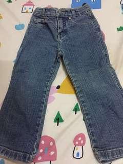 🚚 Disney女童牛仔褲