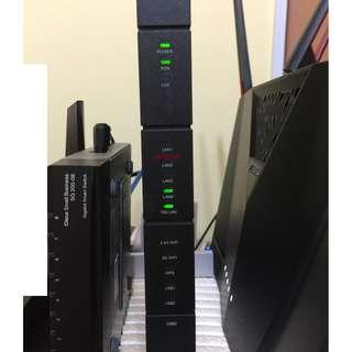 Singtel wifi Router
