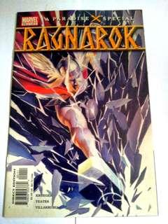 RAGNAROK : A PARADISE X SPECIAL #1