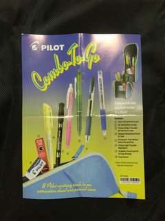 Pilot Combo-to-Go