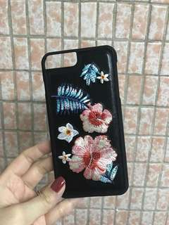 iPhone Case 7plus 繡花