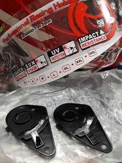 Kaca helm nhk terminator 2 new original