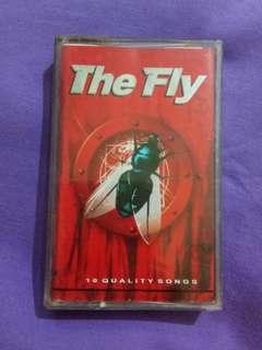 The Fly. Kaset tape ori