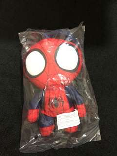 Singapore Airlines Spiderman Soft Toy