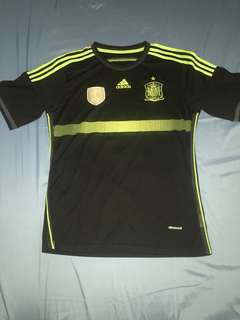 Jersey Spanyol World Cup 2014