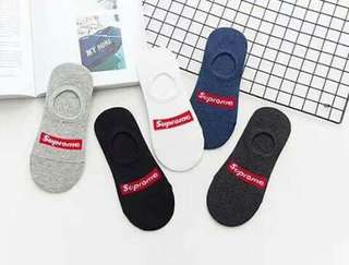 Supreme socks(5pcs.) Set