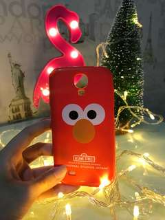 Casing Samsung S4 Elmo. Official Universal Studio Japan!