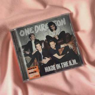 One Direction- Made In The AM Album
