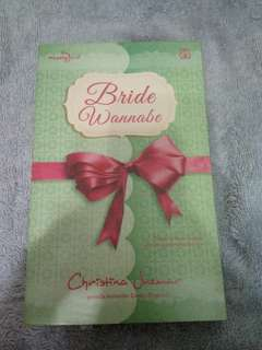 Bride Wannabe - Christina Juzwar