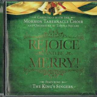 🚚 Rejoice and Be Merry - Christmas Choir Music CD