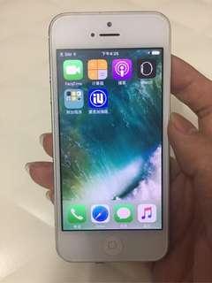 iPhone 5 16GB 白色
