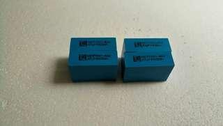 全新 ERO MKP1841 0.47UF 630V 電容二對