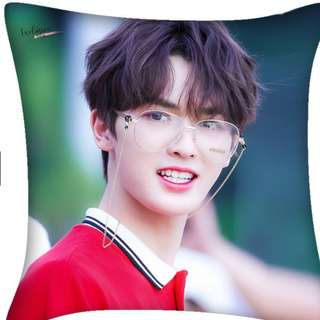 🚚 (PREORDER) 朱正廷NINE PERCENT偶像练习生 Double face pillow