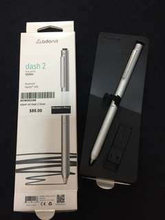 Adonit Jot Dash 2 Silver (fine point)