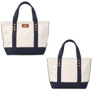 Ralph Lauren|Tote bag|Cotton#️⃣362UB
