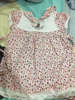Baby Dress Peter Rabbit