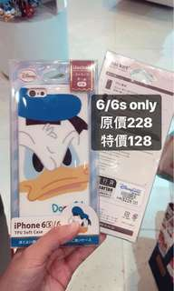 迪士尼正品 唐老鴨 Donald Duck iphone6/6s case