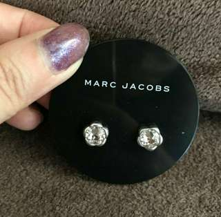 Marc by Marc Jacobs Earrings 耳環 (銀色花花)