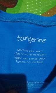 Tangerine tshirt