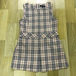 Burberry dress for girl