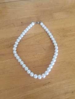 仿珍珠頸鏈